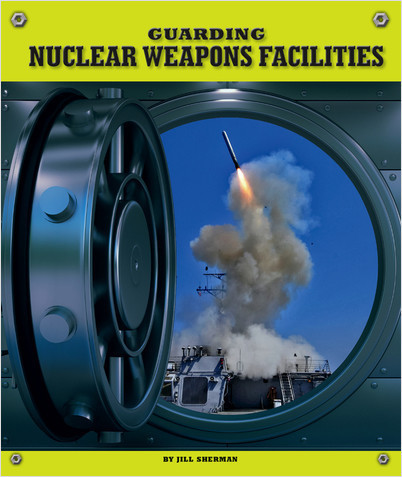 Cover: Guarding Nuclear Weapons Facilities