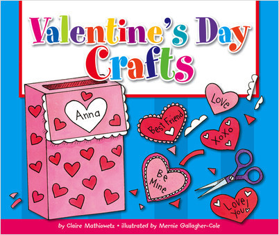 Cover: Valentine's Day Crafts