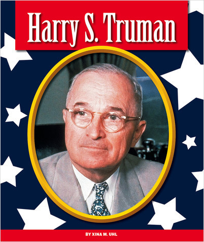 Cover: Harry S. Truman