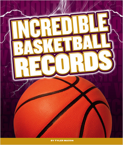 Cover: Incredible Basketball Records