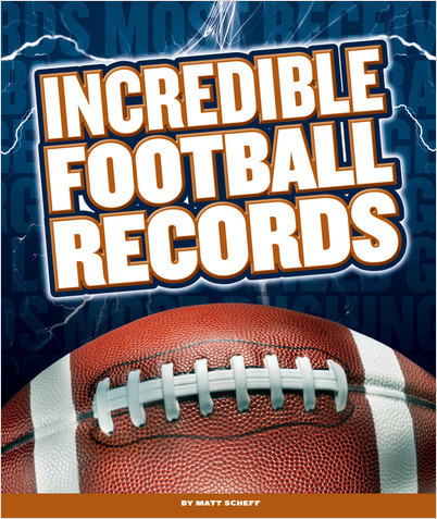 Cover: Incredible Football Records