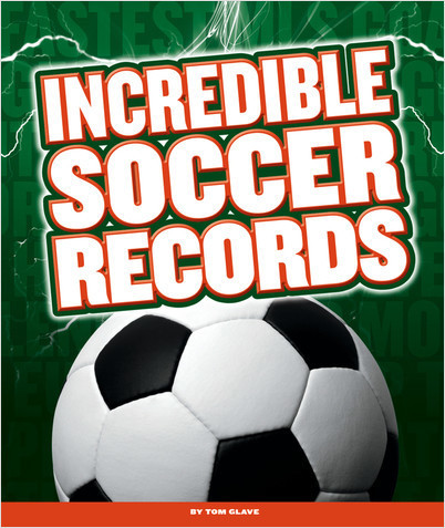 Cover: Incredible Soccer Records
