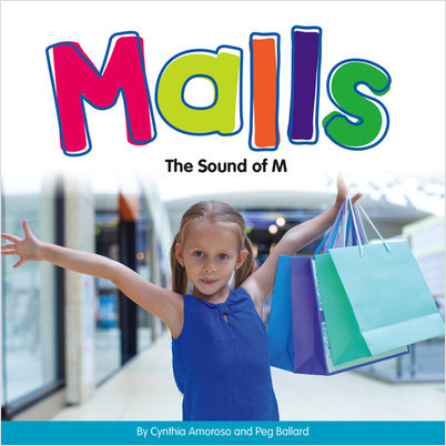 Cover: Malls: The Sound of M