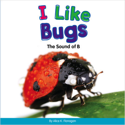 Cover: I Like Bugs: The Sound of B