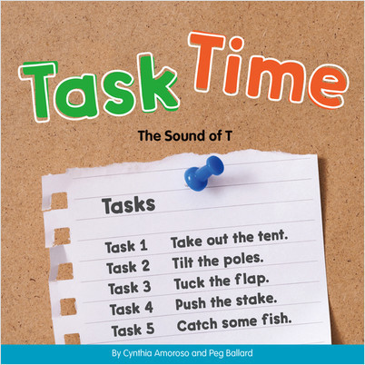 Cover: Task Time: The Sound of T