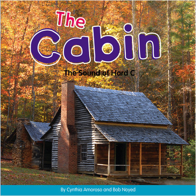 Cover: The Cabin: The Sound of Hard C