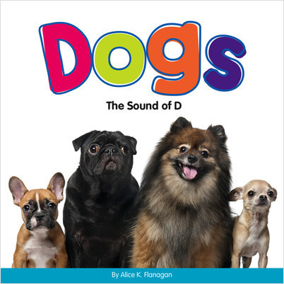 Cover: Dogs: The Sound of D