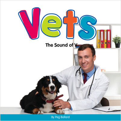 Cover: Vets: The Sound of V