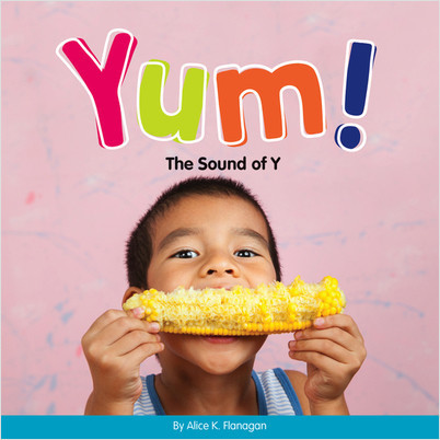 Cover: Yum!: The Sound of Y