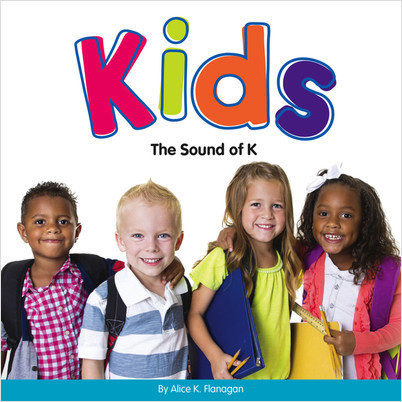 Cover: Kids: The Sound of K