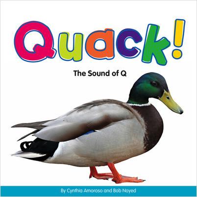 Cover: Quack!: The Sound of Q