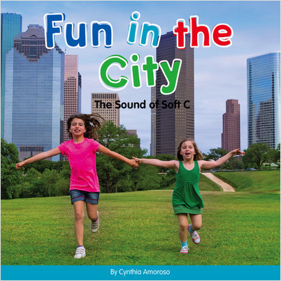 Cover: Fun in the City: The Sound of Soft C