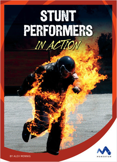 Cover: Stunt Performers in Action