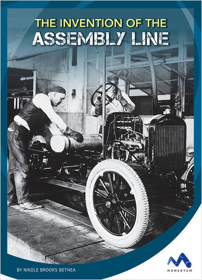 Cover: The Invention of the Assembly Line