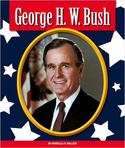 Cover: George H. W. Bush