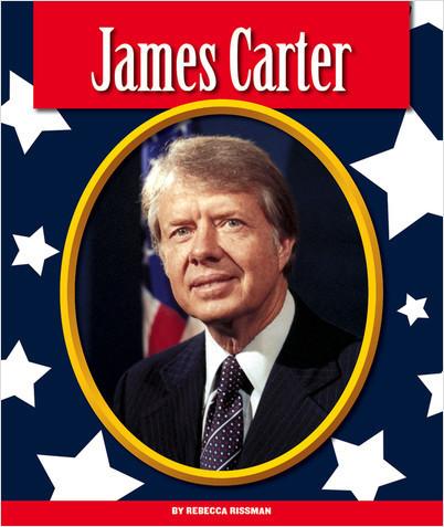 Cover: James Carter