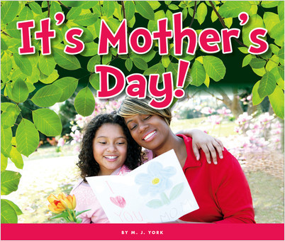 Cover: It's Mother's Day!