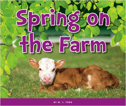 Cover: Spring on the Farm