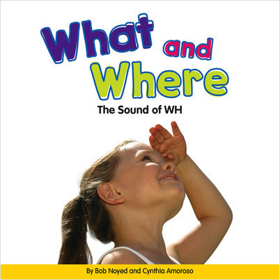 Cover: What and Where: The Sound of WH