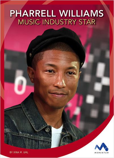 Cover: Pharrell Williams: Music Industry Star