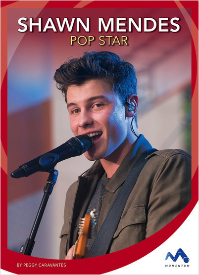 Cover: Shawn Mendes: Pop Star
