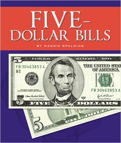 Cover: Five-Dollar Bills