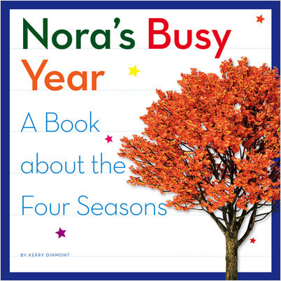 Cover: Nora's Busy Year: A Book about the Four Seasons