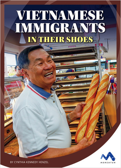 Cover: Vietnamese Immigrants: In Their Shoes