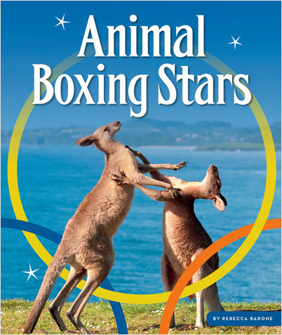 Cover: Animal Boxing Stars