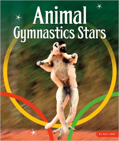 Cover: Animal Gymnastics Stars