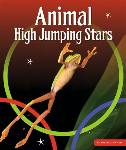 Cover: Animal High Jumping Stars
