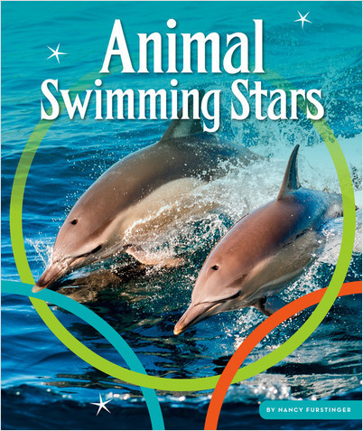Cover: Animal Swimming Stars