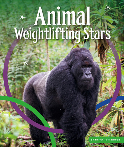 Cover: Animal Weightlifting Stars
