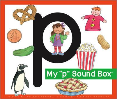 Cover: My 'p' Sound Box