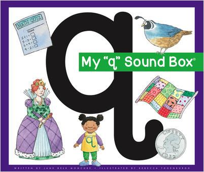Cover: My 'q' Sound Box