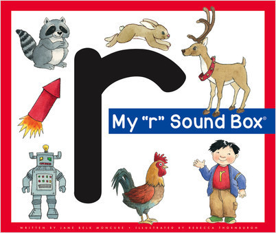 Cover: My 'r' Sound Box