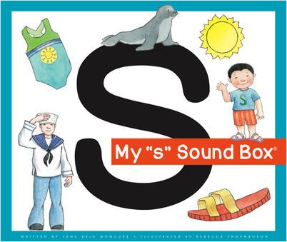Cover: My 's' Sound Box