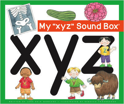 Cover: My 'xyz' Sound Box