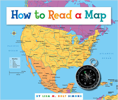 Cover: How to Read a Map