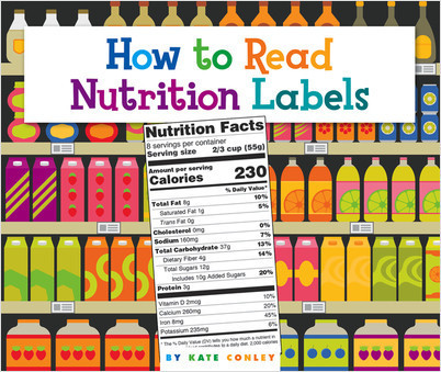 Cover: How to Read Nutrition Labels