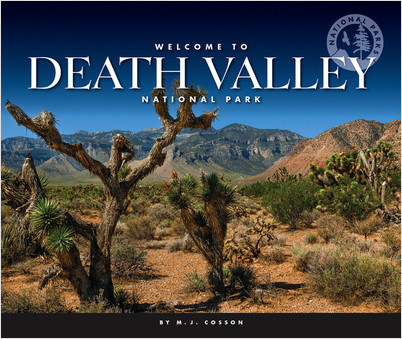 Cover: Welcome to Death Valley National Park