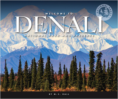 Cover: Welcome to Denali National Park and Preserve