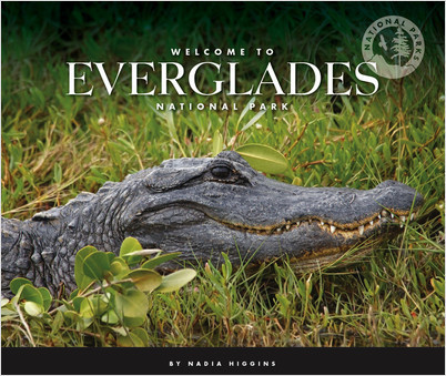 Cover: Welcome to Everglades National Park