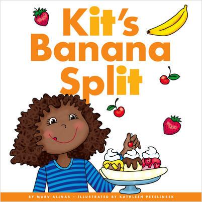 Cover: Kit's Banana Split