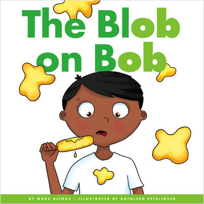 Cover: The Blob on Bob