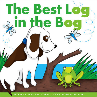 Cover: The Best Log in the Bog