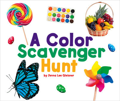 Cover: A Color Scavenger Hunt