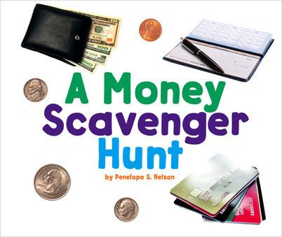Cover: A Money Scavenger Hunt