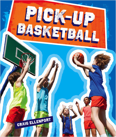 Cover: Pick-up Basketball