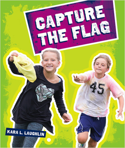 Cover: Capture the Flag